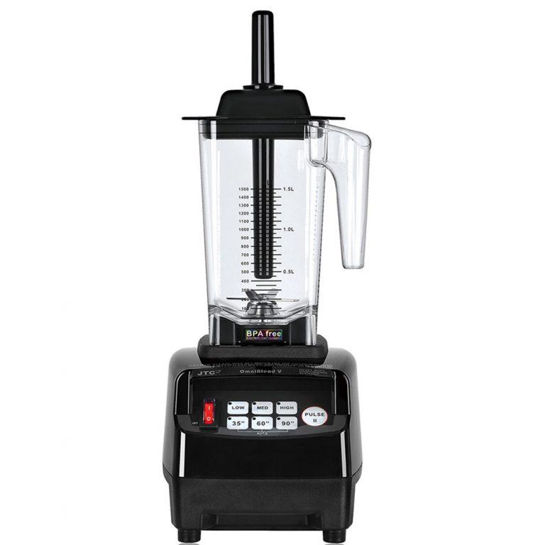 Blender Omniblend V 1.5 litres Noir